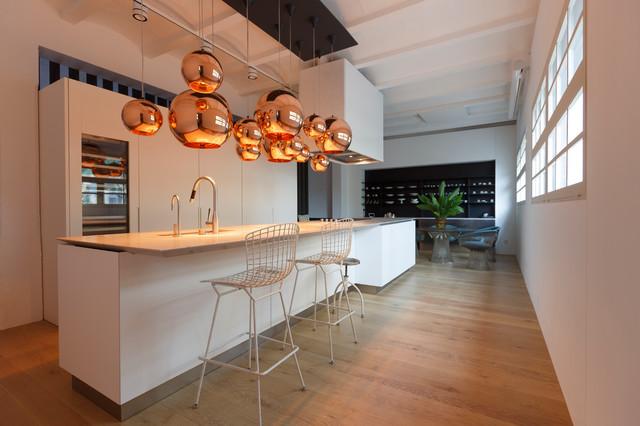 Loft aquaquae - Contemporáneo - Cocina - Palma de Mallorca - de aquaquae