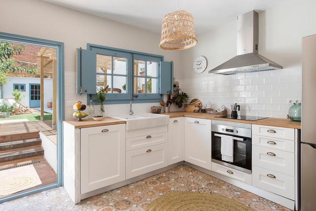 6 ideas de decoración para cocinas rústicas que nos encantan 3