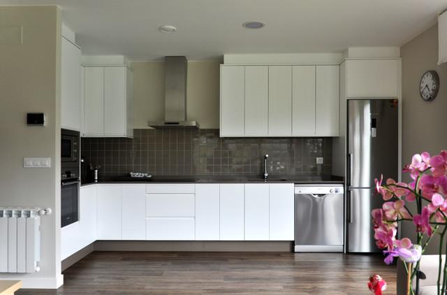 Proyectos finalizados: Casa Cube de 75 m2, modelo 2015