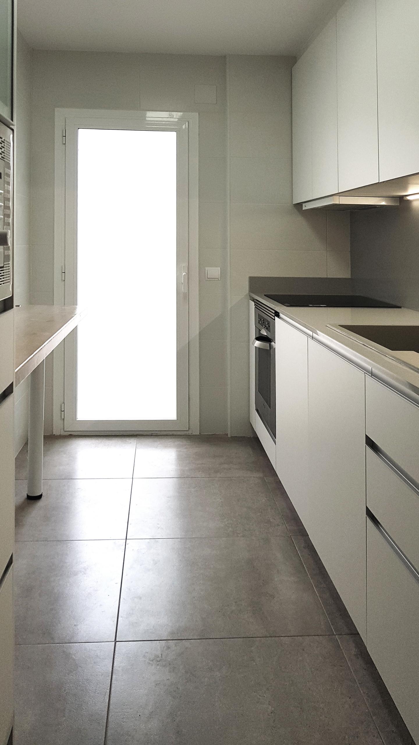 Reforma de cocina de un apartament en Tortosa