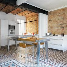 Rehabilitaci�n de un piso en el barrio del Eixample | estudio vilablanch