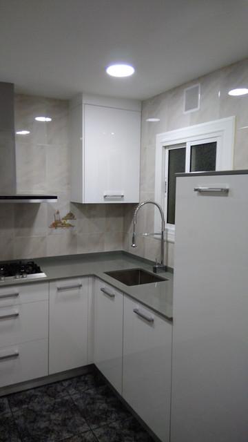 Renovacion de muebles de cocina - Clásico renovado - Cocina ...