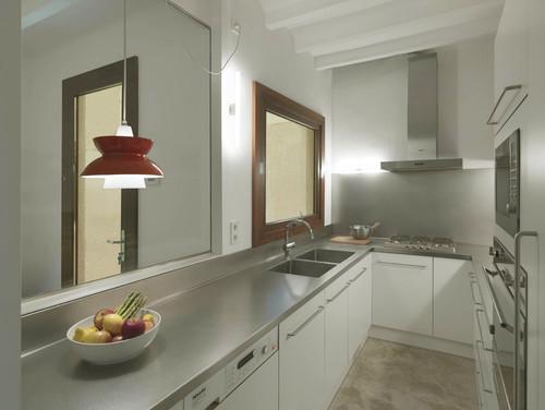 Encimeras qu material te gusta m s para tu cocina - Material encimera cocina ...