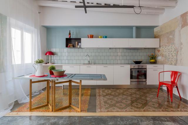 roc cube industrial kitchen - Roc Kitchen