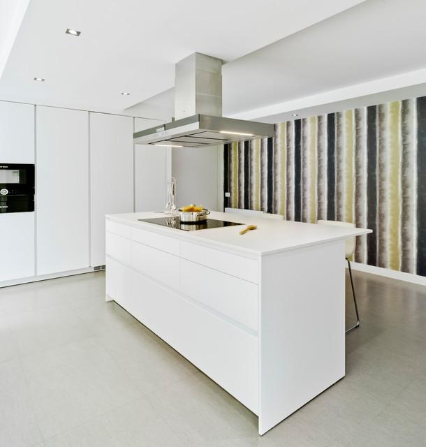 Un Diseño Único para una Cocina Muy Peculiar - Modern ...