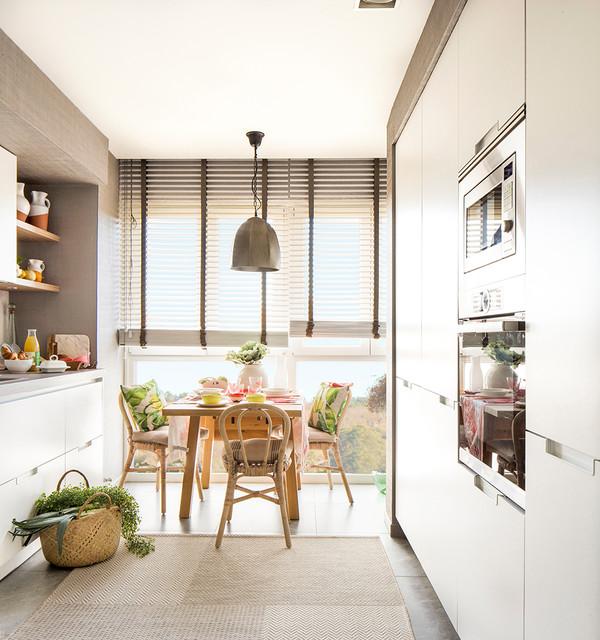 Vivienda particular 3 contemporary kitchen bilbao - Natalia zubizarreta ...