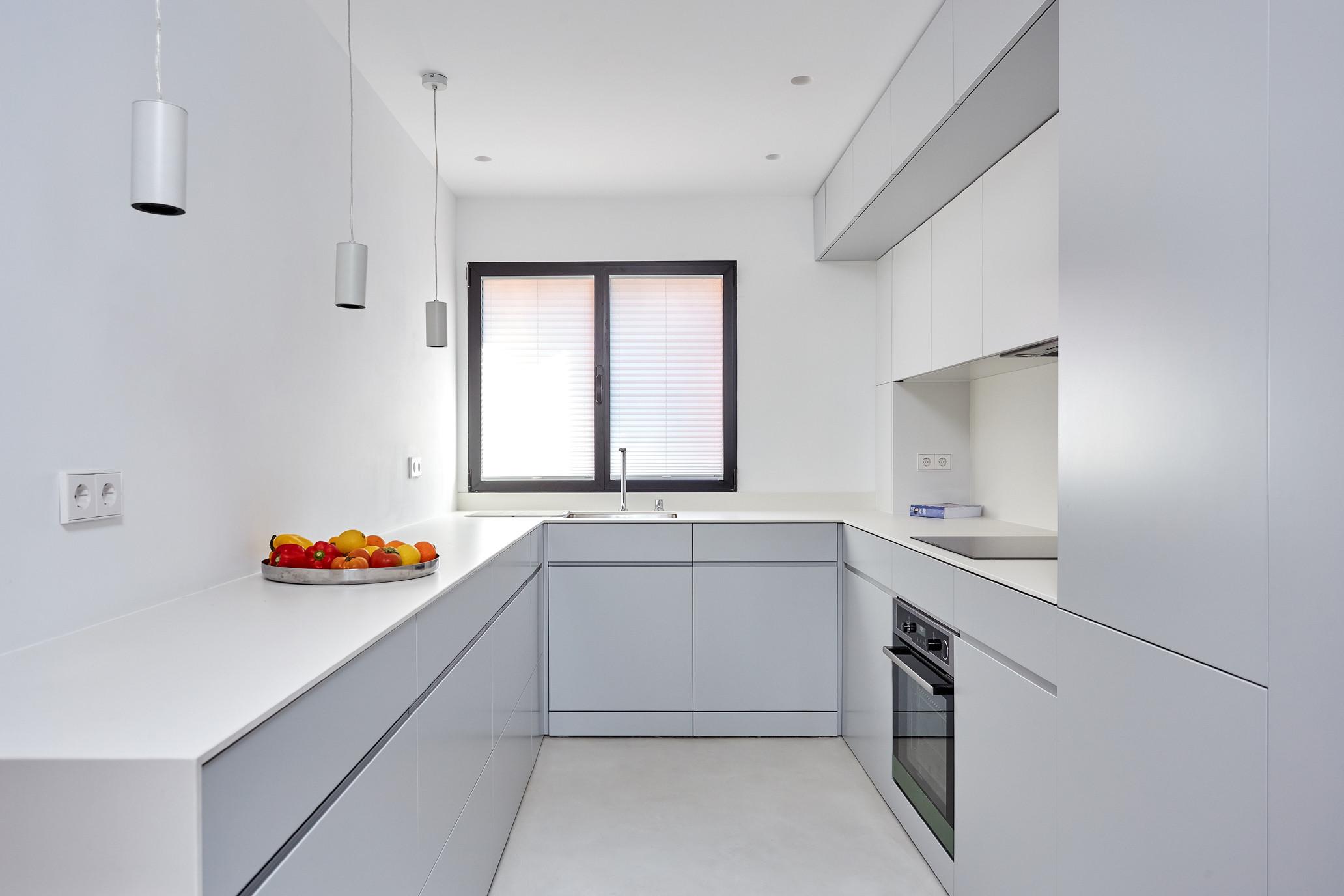 Zona de cocina, detalle.