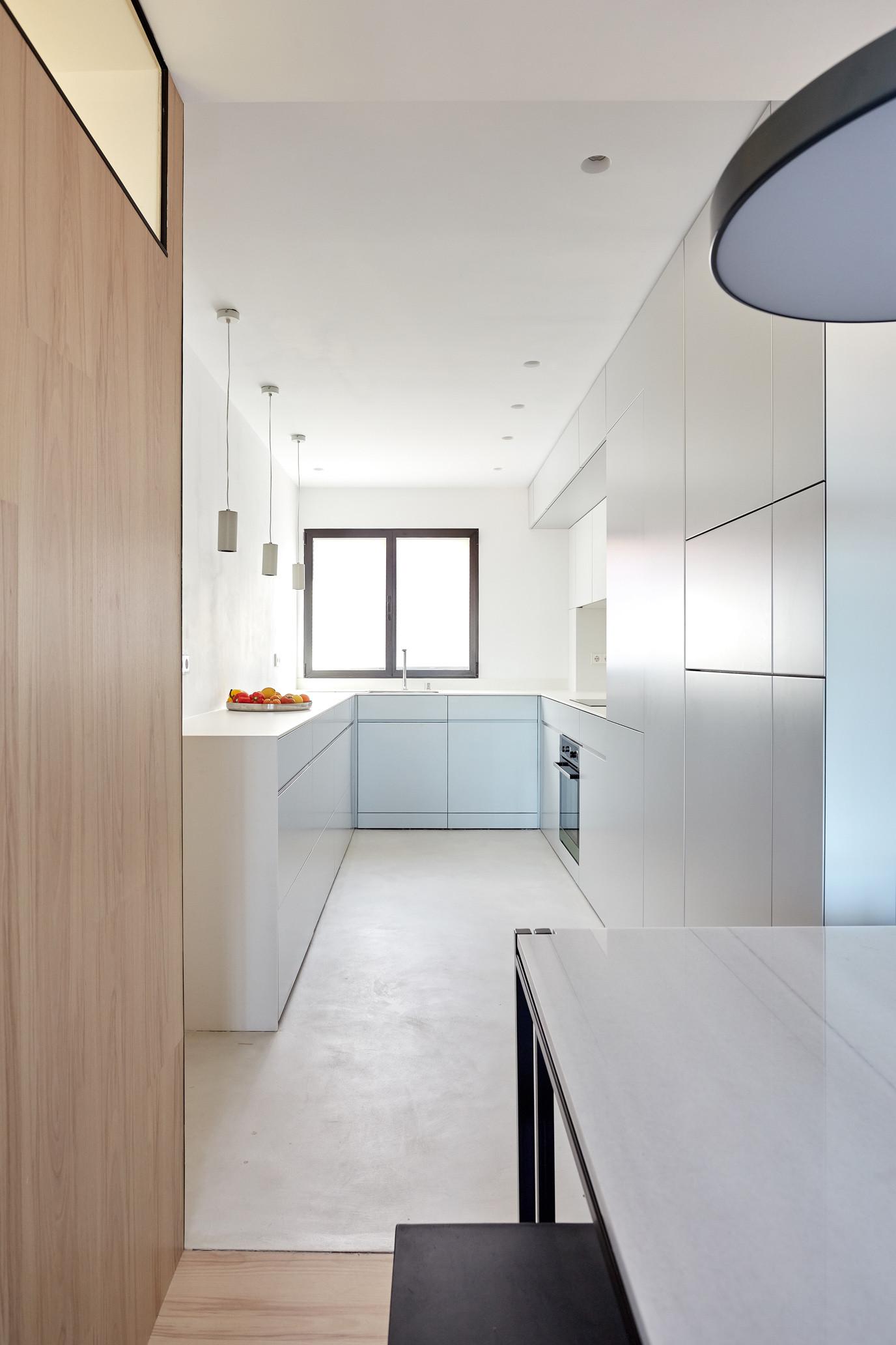 Zona de cocina.