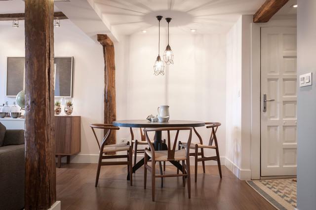 Apartamento en mundaka vizcaya mediterr neo comedor bilbao de osvaldoperez - Apartamentos en mundaka ...