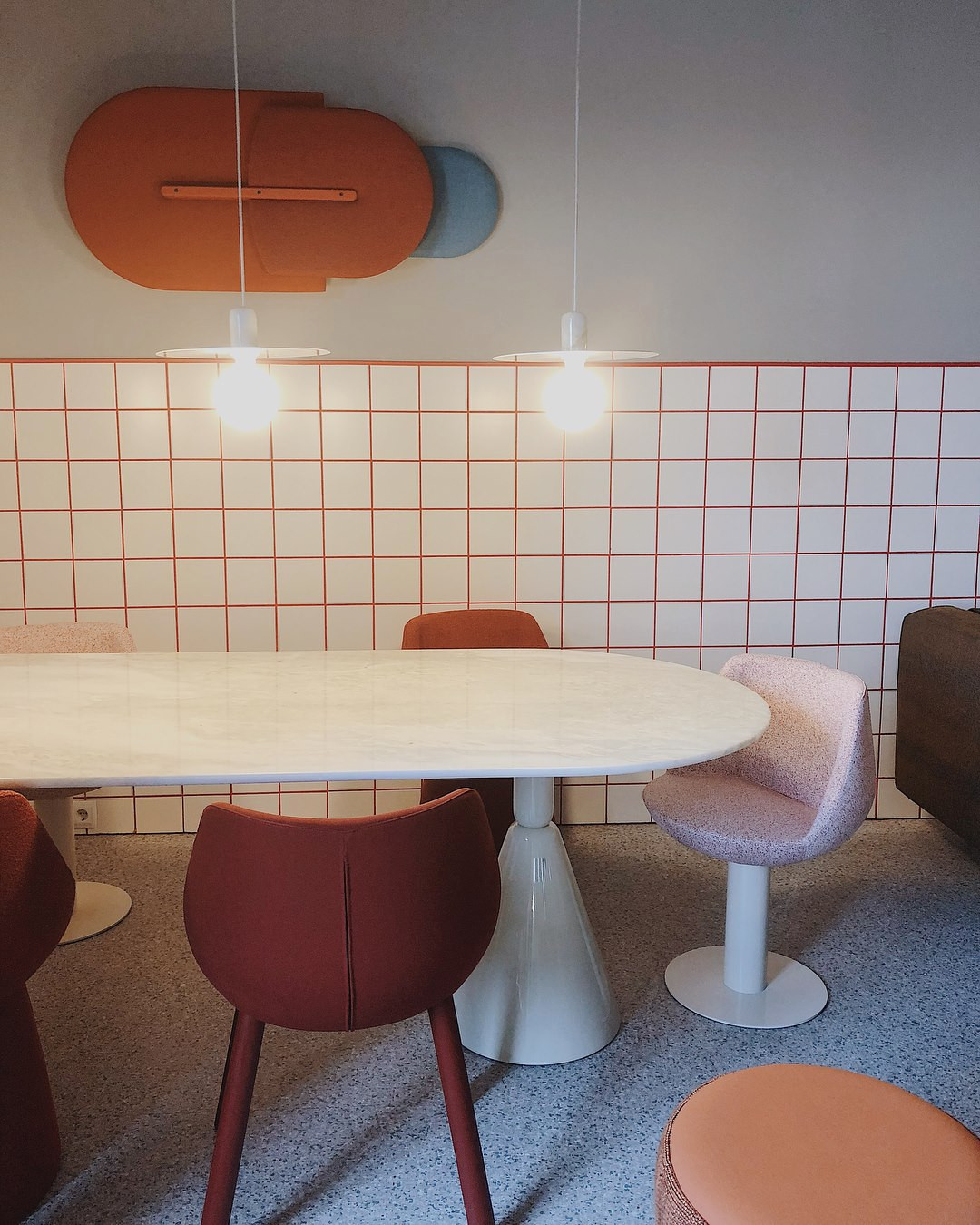 Interiorismo salón - comedor