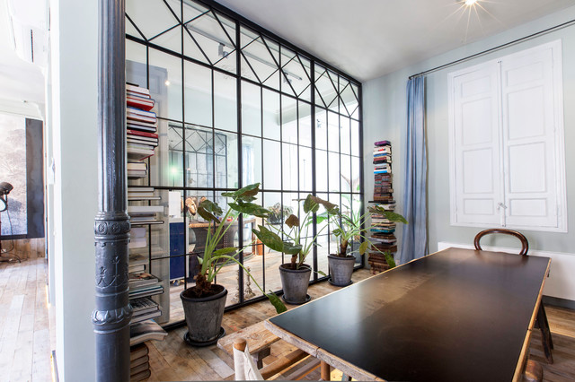 interiorista jaime lacasa piso particular. Black Bedroom Furniture Sets. Home Design Ideas