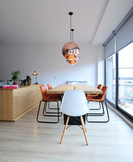 Fint i kök och matsal – satsa på udda stolar kring bordet
