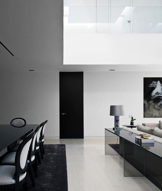 Park House - Contemporáneo - Comedor - Madrid - de A-cero Joaquin ...