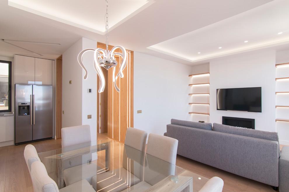 Reforma integral: Lujoso piso en Bilbao-Alonso Martínez