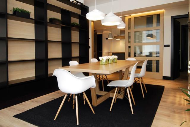 Sube Susaeta Interiorismo y Sube Contract decoración casa con cocina ...