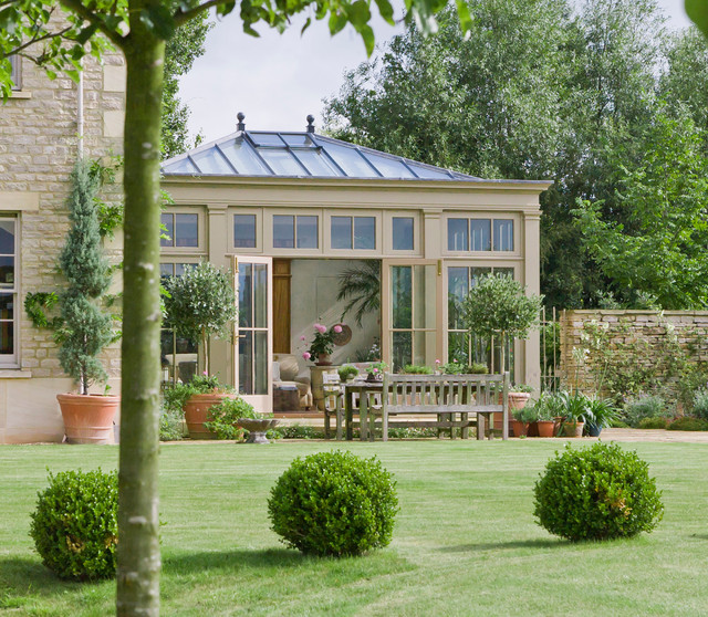 Beautiful Garden Room - Traditional - Conservatory - Other - By