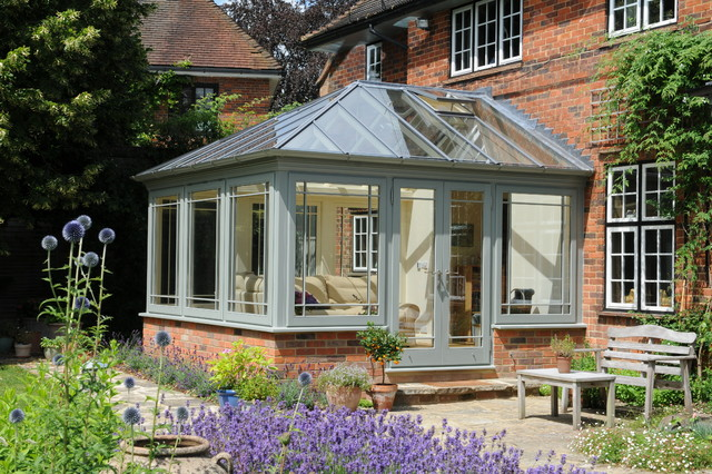 Edwardian Conservatory In Buckinghamshire