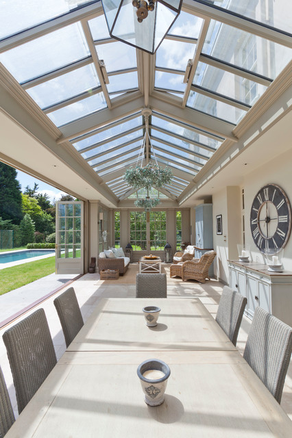 Georgian conservatory traditional conservatories for Conservatories and garden rooms