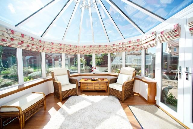 Inverurie victorian conservatory victorian sunroom for Victorian sunroom