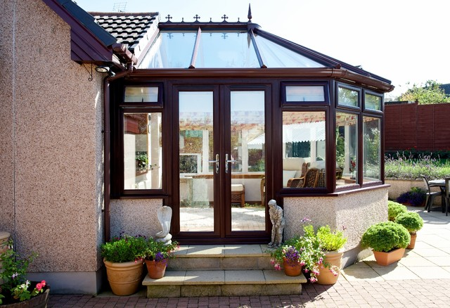 Inverurie Victorian Conservatory Victorian Sunroom