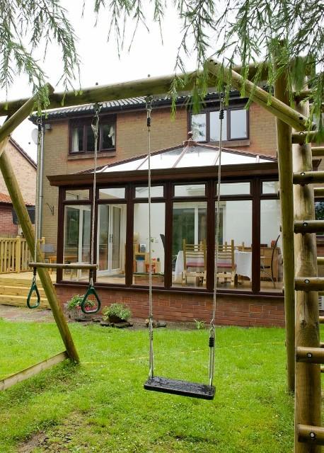 Kirkcaldy orangerie conservatory modern sunroom for Living room kirkcaldy