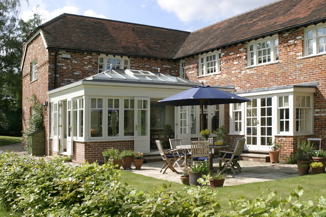 Period Property Orangery Traditional Conservatory