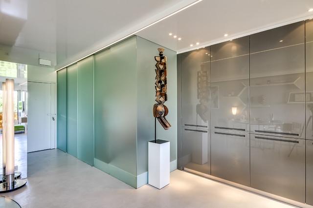 Appartement Design rue de Sèvres - Moderne - Couloir - Paris - par ...