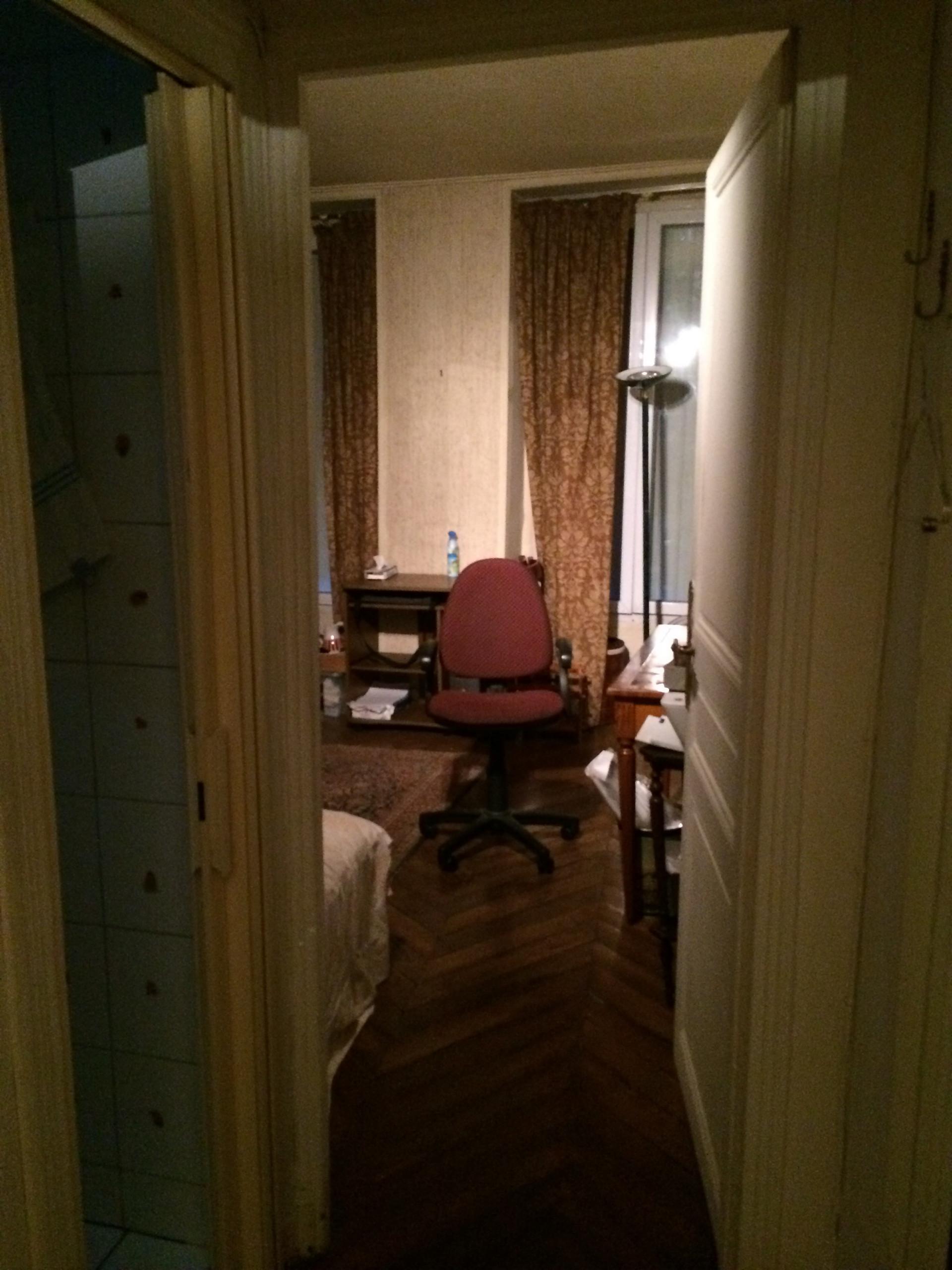 Appartement F3 à moderniser