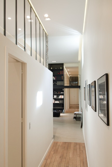 Appartement luxembourg paris for Couloir appartement