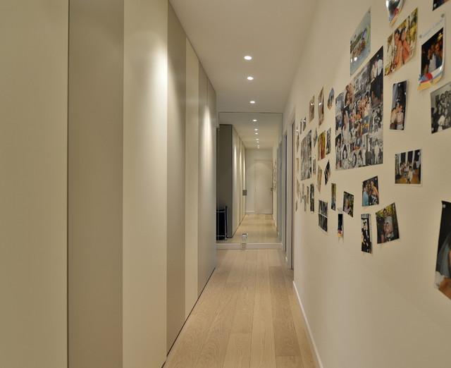 Appartement Neuill-sur-Seine - Contemporain - Couloir - Paris ...