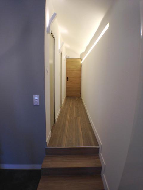 Couloir d\'entrée - Modern - Flur - Nizza - von Atelier Parfait