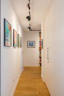 Couloir Retro Photos Et Idees Deco De Couloirs