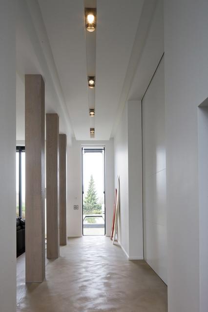 ECOLE DE LA CREATIVITE - Contemporary - Hallway & Landing - Lille ...