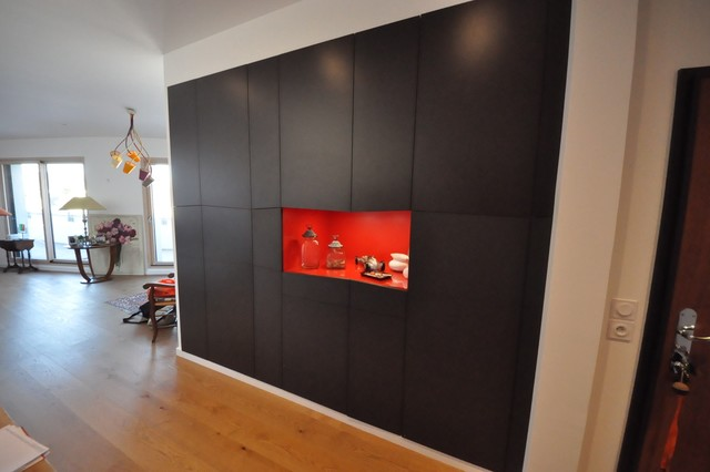 beautiful placard couloir entr e images. Black Bedroom Furniture Sets. Home Design Ideas
