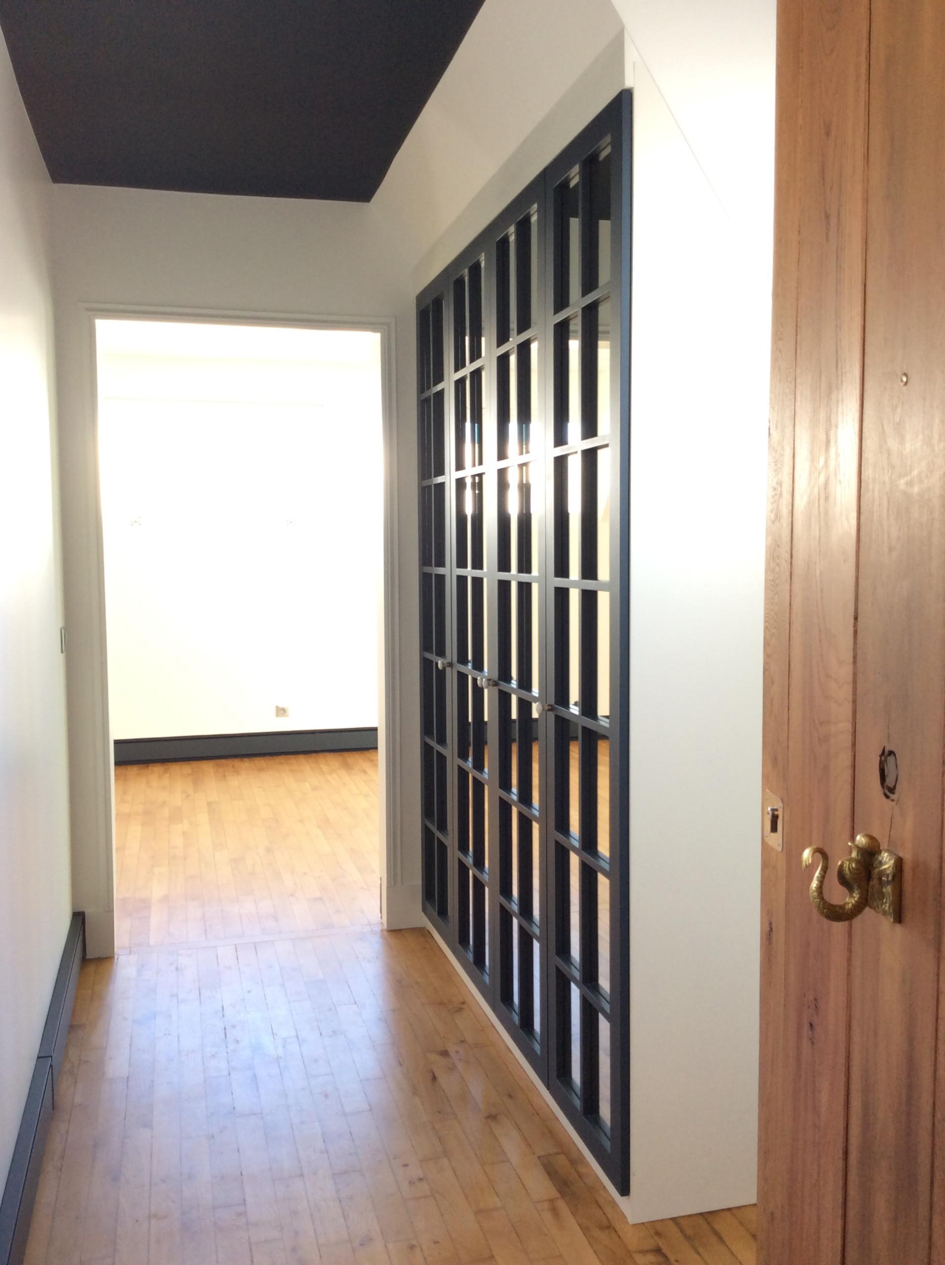 Rénovation d'appartement dans le 7ième