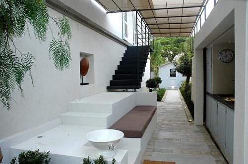 Restructuration et aménagement Villa St Tropez