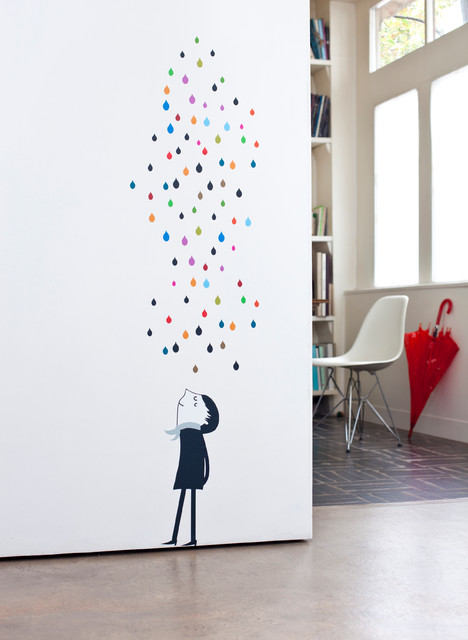 stickers adultes enfants modern hall lyon by On stickers muraux couloir