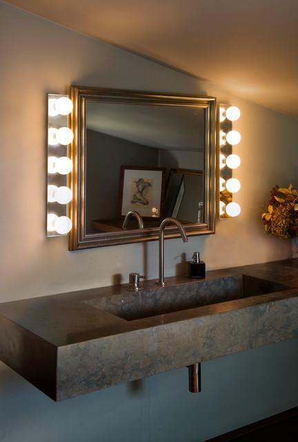 Aplique de pared LASS (5 luces) - Retro - Cuarto de baño - Otras ...