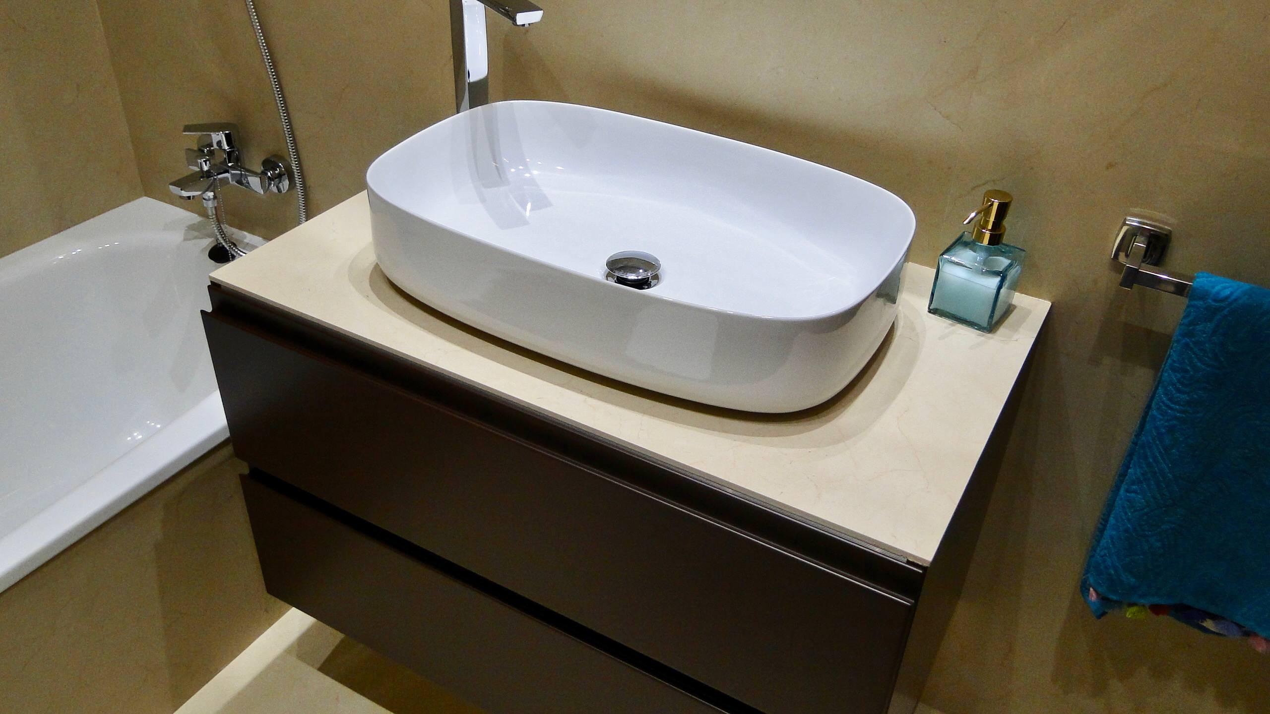 Baño secundario Juan Grande
