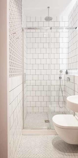 Baños minimalistas | Líneas rectas y depuradas - Moderno ...