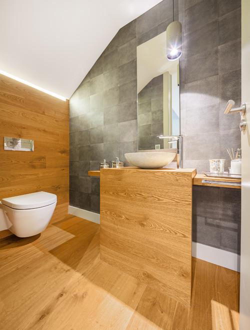 a45dea9cc24b Es buena idea poner un suelo de madera en el cuarto de baño?