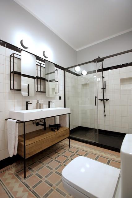 Clásico Renovado Cuarto De Baño - Klassisch modern ...