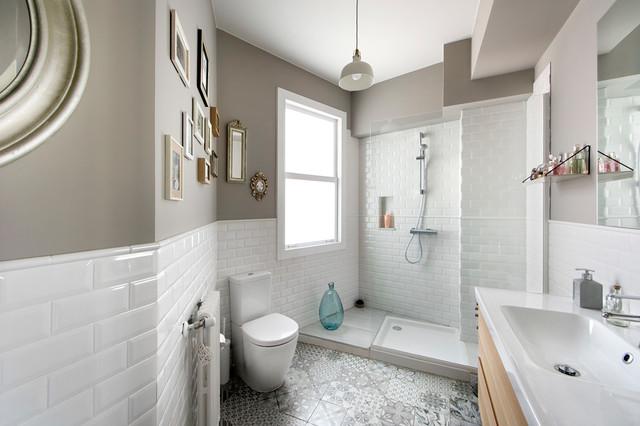 Gaila's Home contemporain-salle-de-bain