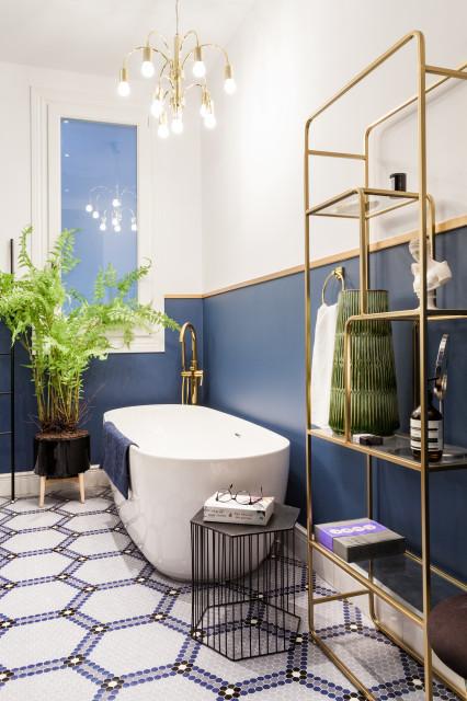 La personalización en un baño de diseño | Reforma Nobohome ...