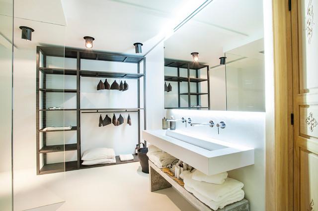 Mediterráneo Cuarto De Baño - Modern - Badezimmer - Barcelona