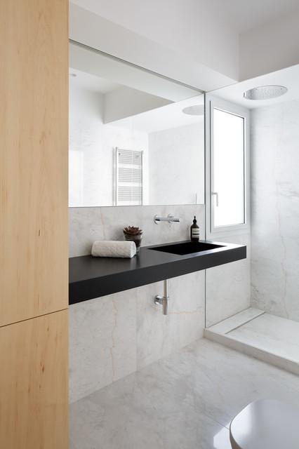 Moderno Cuarto De Baño - Moderno - Cuarto de baño - Alicante ...