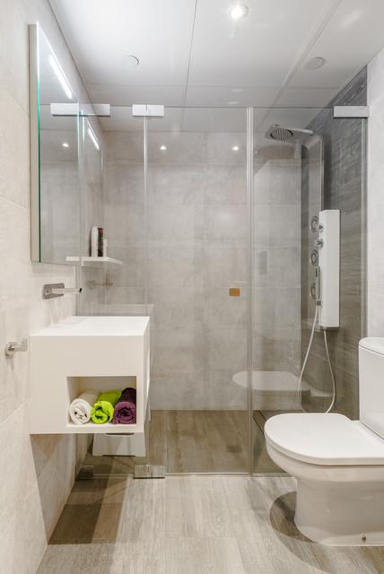 Piso en venta en Sevilla - Contemporáneo - Cuarto de baño - Sevilla ...