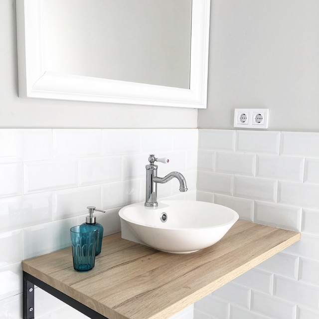 Proyecto Yate - Scandinavian - Bathroom - Malaga - by Haus ...