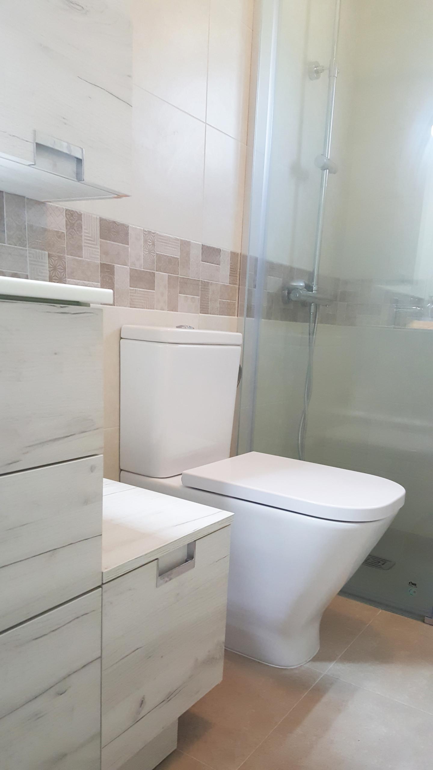 Reforma de baño en Tortosa