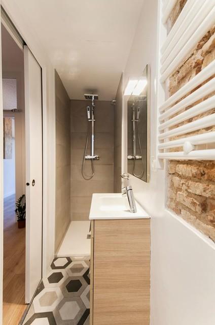 Reforma de un piso en el Raval de Barcelona - Nórdico ...